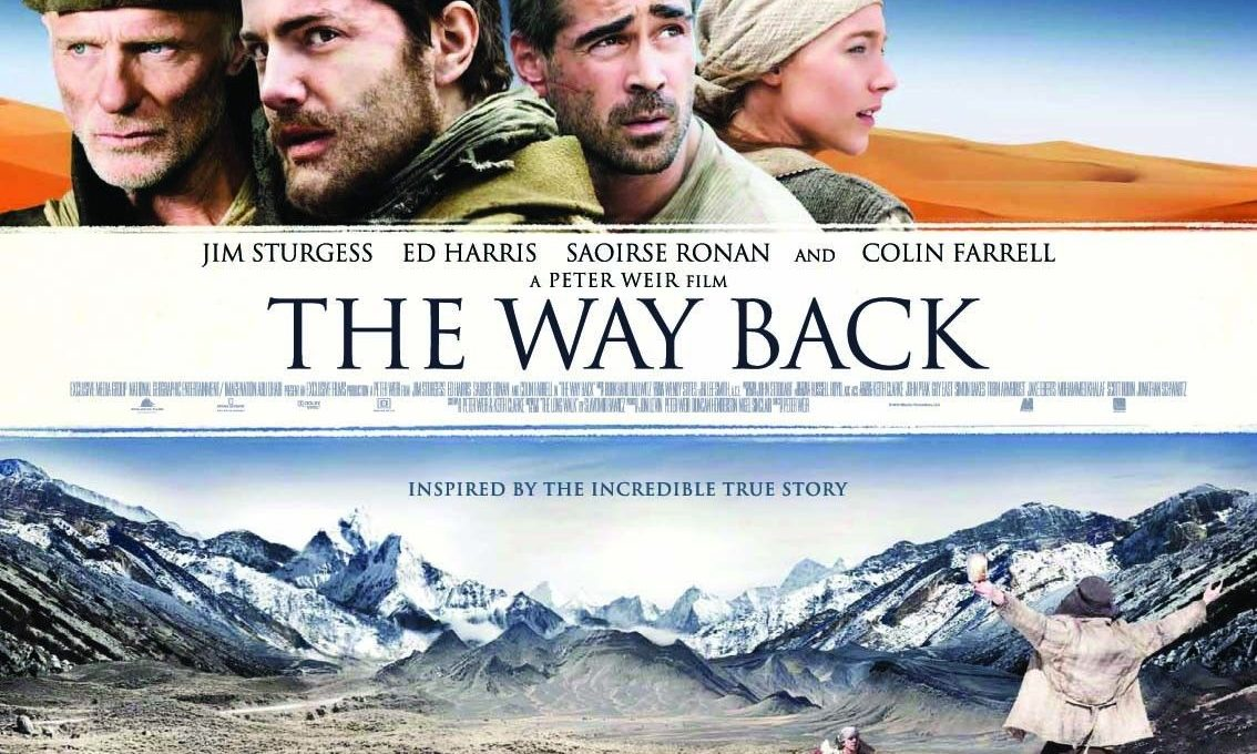 Movie Comment: The Way Back (2010)