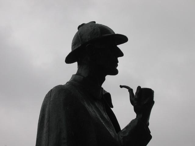 Detective stories (1): restoring order