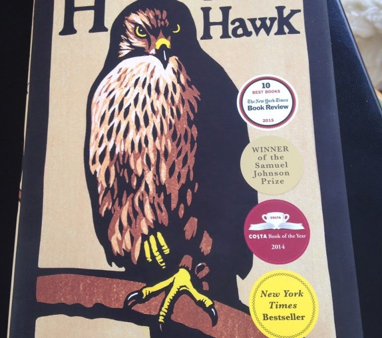 H is for Hawk or leaving the wild