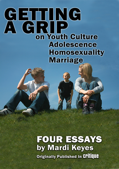 essays on homosexuality and christianity