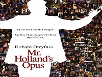 an analysis of mr hollands opus in the late 1980s and early 1990s