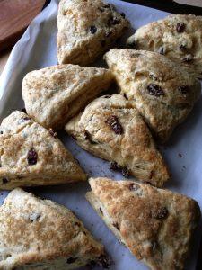 Recipe, scones