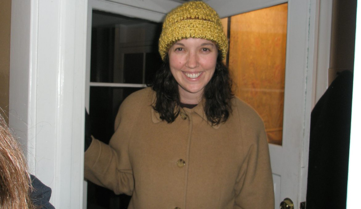 Running Against Cancer with Prayers and Otters and Crocheted Hats