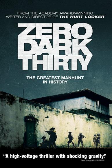 Film Comment: Zero Dark Thirty (2012) Pt. 1