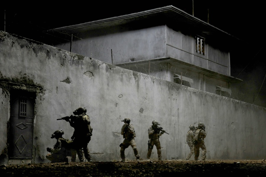 Film Comment: Zero Dark Thirty (2012) Pt. 2