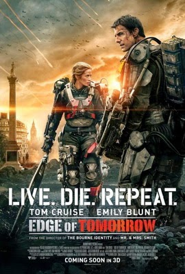 Film comment: Edge of Tomorrow: Live, Die Repeat (2014)