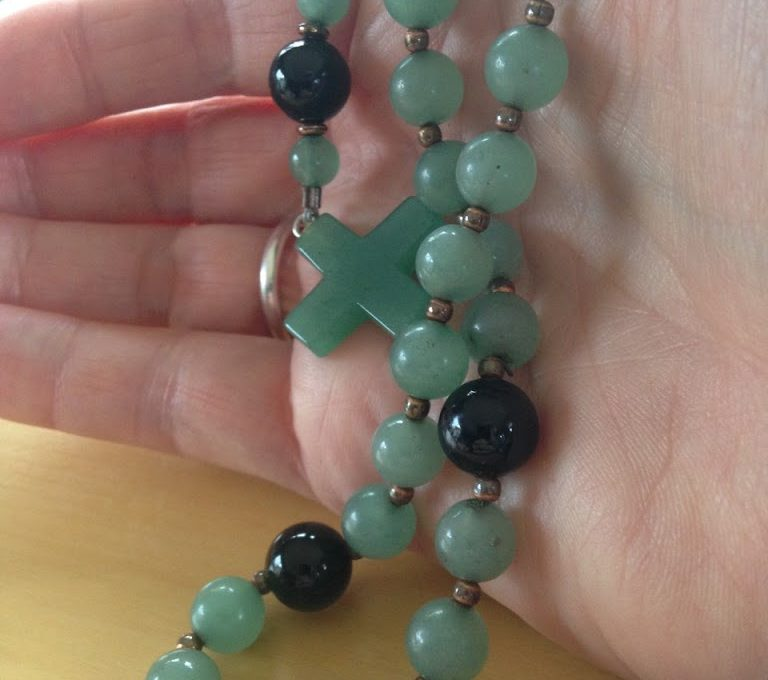 Prayer Beads for the Forgetful and the Distracted