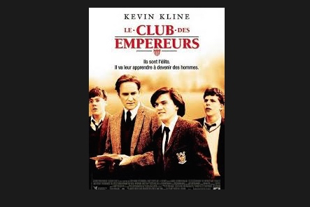 The Emperor's Club (Ethan Canin & Neil Tolkin, 2002)