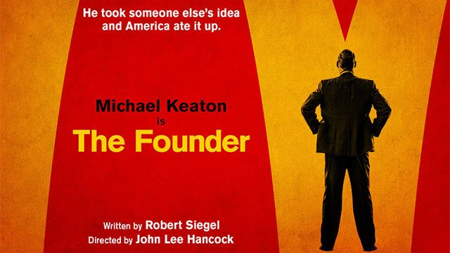 Film Comment: The Founder (2016)