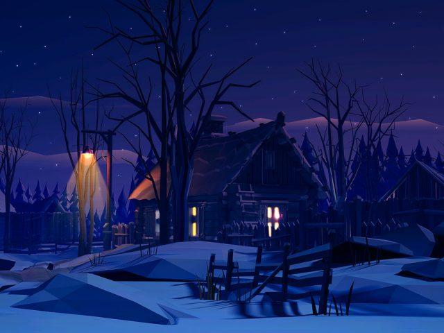 A Minnesota December