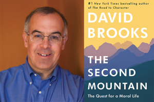 Excerpt: The Second Mountain (David Brooks, 2019)