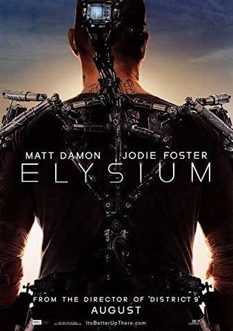 Film comment: Elysium (2013)