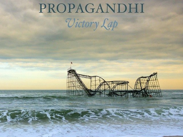 "A Blast of Ethics to the Face: The ""Secular Lament"" of Propagandhi's Victory Lap"